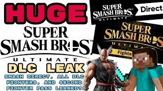 super smash bros ultimate dlc leaks - मुफ्त ऑनलाइन