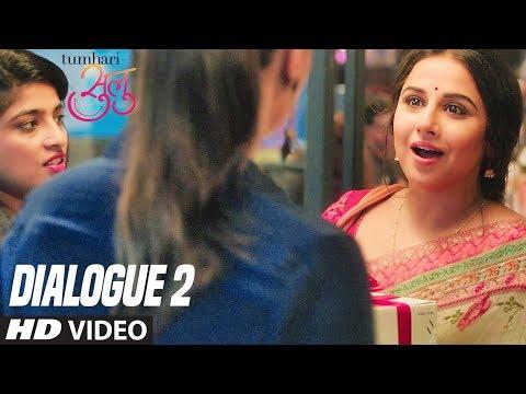Tumhari Sulu   Dialogue Promo 2: Nhi Leki Mein Kr Sakti Hai   Vidya Balan  downoad full Hd Video