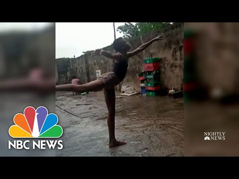 11-Year-Old Ballet Dancer Leaps Closer To His Dream After Viral Video | NBC Nightly News