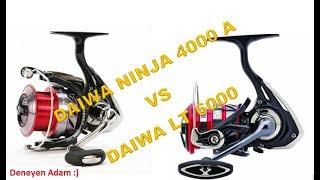 Daiwa ninja 18 lt 6000