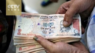 Currency crackdown: India's shock bank note ban sparks cash chaos