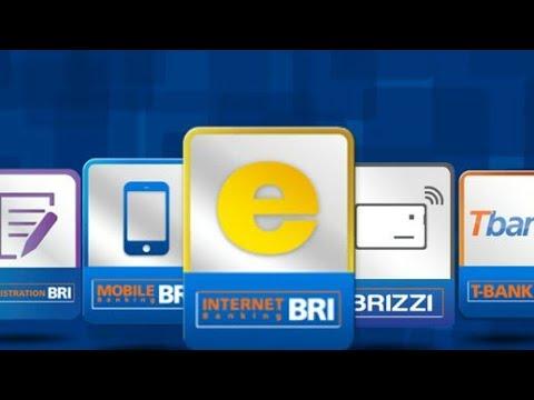 CARA DAFTAR BRI MOBILE INTERNET BANKING
