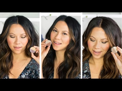 One Eye Shadow Palette, Three Easy Looks