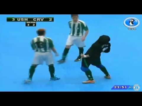 Ushuaia le ganó a Comodoro y jugará la final del Argentino Juvenil de Futsal