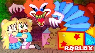 Horror Daycare... (Roblox)