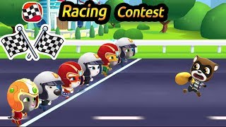 Talking Tom Gold Run 🏁 New Racing Contest 🏁 2017