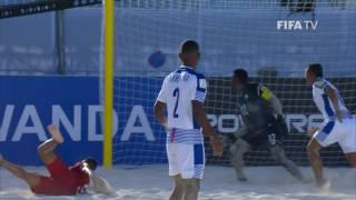 Match 6: Portugal v Panama - FIFA Beach Soccer World Cup 2017