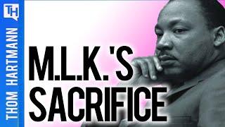 Martin Luther King Jr Sacrifice and Struggle (w/ Joe Madison)