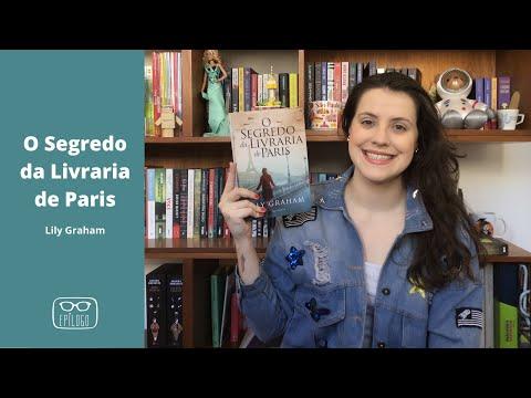 O Segredo da Livraria de Paris (Lily Graham) | Epílogo Literatura