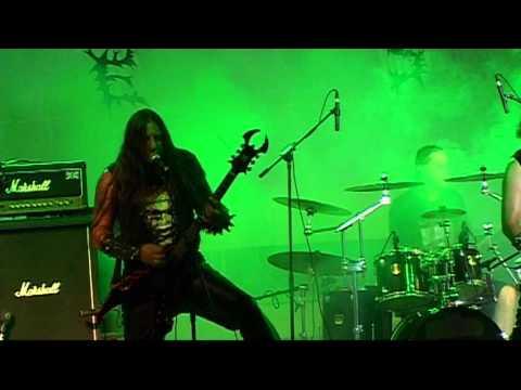 Khors - The Last Leaves [live @ Metal Head's Mission festival 2012]
