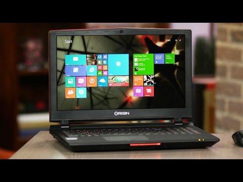 Eon15-X is a gaming laptop that's part desktop