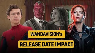 WandaVision 2021 Release Date Impact On Black Widow, MCU Phase 4 by Comicbook.com