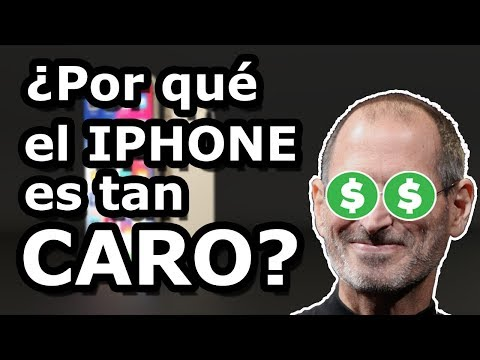¿Por qué el iPHONE es tan CARO?