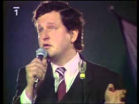 Imitátor Václav Faltus - rok 1989