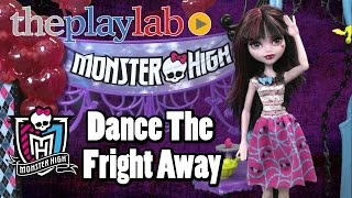Monster High Welcome To Monster High Dance The Fright Away Playset
