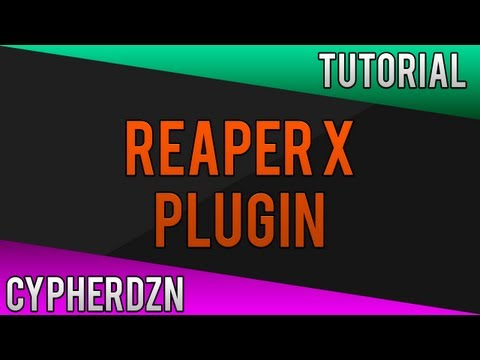 How To Install Reaper X Plugin For Cinema 4D R19/R18/R17/R16