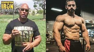 Shawn Ray Answers: What Is Cody Montgomery's Potential In Classic Physique? | GI News