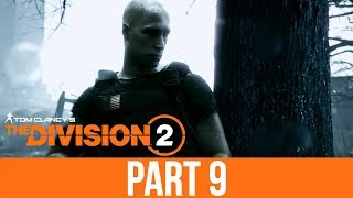 THE DIVISION 2 Gameplay Walkthrough Part 9 - JEFFERSON PLAZA (Full Game)