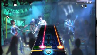 Rock Band 3: Cups And Cakes expert guitar FC