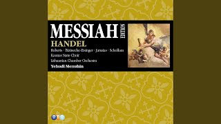 """Messiah : Part 2 """"Thou art gone up on high"""" [Alto]"""