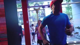 Darren Michaels - Abs For Days at New Balance San Francisco
