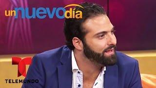 Aylín Mújica presenta por primera vez a su nuevo novio | Un Nuevo Día | Telemundo