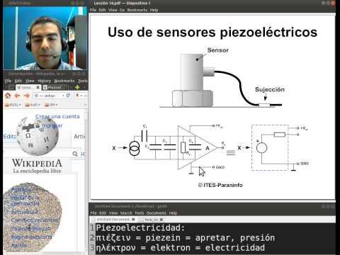 Cap. 14 - Sensores Piezoeléctricos