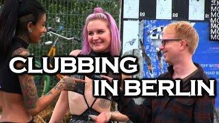 Joe Goes Clubbing On A Sunday Morning In Berlin