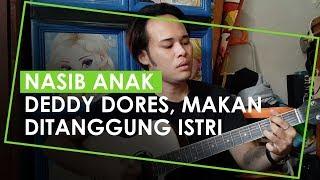 Kehidupan Anak Deddy Dores, Untuk Beli Rokok Rp1500 Tak Sanggup, Makan Ditanggung Istri