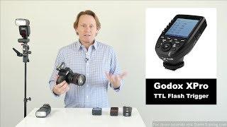 Godox XPro TTL Flash Trigger [REVIEW]