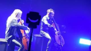 Apocalyptica - Wherever I May Roam (live Warszawa)