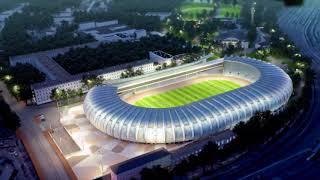 Реконструкція стадіону ЦСК