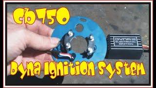 honda cb750 sohc electronic ignition - मुफ्त