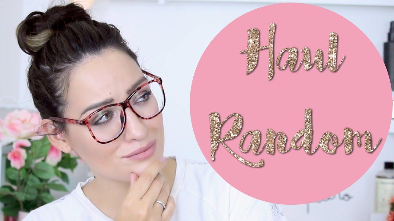 Super Haul Random: Gafas, Lentillas, Auriculares Bluetooth...
