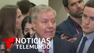 Republicanos, interesados en llamar a John Bolton como testigo en el juicio político | Telemundo