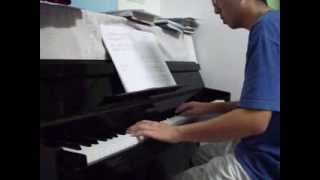 Princess Mononoke 「もののけ姫」   Joe Hisaishi 「久石譲」 Piano Solo