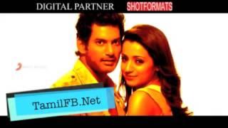 Vishal, Trisha Krishnan, Sunaina - Poikkal Kuthirai Song - Samar