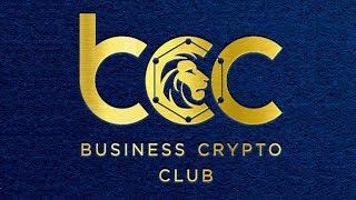 Новые инвестиционные проекты. Презентация в Business Crypto Club.