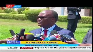 Afrika Mashariki 2018/01/21-Mazingira ya Nairobi