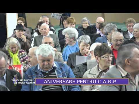 Emisiunea Vălenii de Munte la timpul prezent – 15 aprilie 2016 – Aniversare Carp