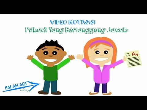 Video [Video Motivasi]  Pribadi yang Bertanggung Jawab!