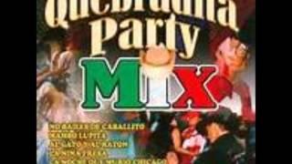 QUEBRADITAS PARTY MIX CON EL DJBROWNPRIDE (GUILA)