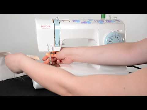 Máquina de coser Toyota ECO 15CB