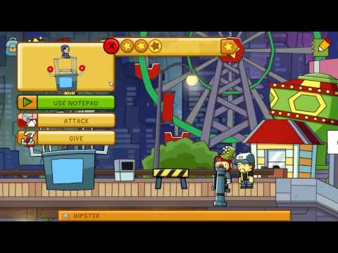 Scribblenauts Unlimited [Sophy.cz]
