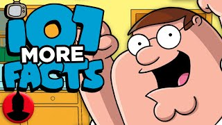 107 MORE Family Guy Facts Everyone Should Know - (ToonedUp #162) | ChannelFrederator
