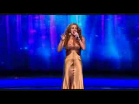 The X Factor - Mariah Carey And The Finalists -  Hero .mp4