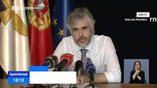 29/05: Ponto de Situação da Autoridade de Saúde Regional sobre o Coronavírus nos Açores