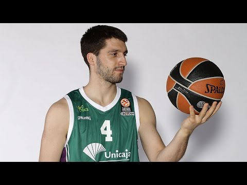 Focus on: Stefan Markovic, Unicaja Malaga