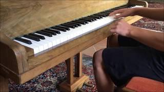 Wintermezzo - Chilly Gonzales - solo piano II - piano33