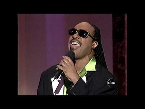 Stevie Wonder - One Hundred Ways (James Ingram Original) - HD